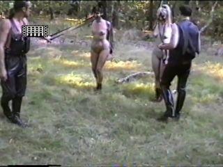 Ponygirl's Haulage Training