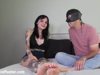 STREAMPETRA presents Mistress Petra Hunter in Made to Worship Dirty Feet