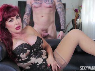 Sexy Vanessa in More Cock Round 2