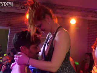 Backstage Bangers – Blonde Gives Crazy Blowjob At Sex Party