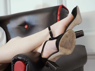 Taisia full tickling in strict style