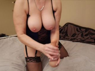 Gartersex - mommy sucks and fucks you so good HD