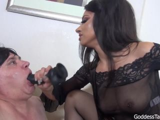 Goddess Tangent – Sucking Cock For Your Goddess – Strap on, Femdom | tangent | toys kendra james femdom