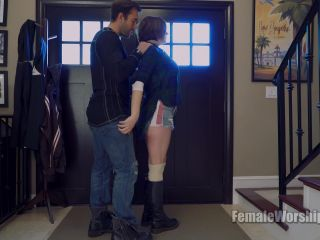 femdom - Female Worship – We Can Do More Later. Starring Sovereign Syre and Will Pounder
