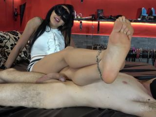 ashley fires femdom Mistress Gaia – Happy Birthday – Ballbusting – Femdom, Female Domination, mistress gaia on fetish porn