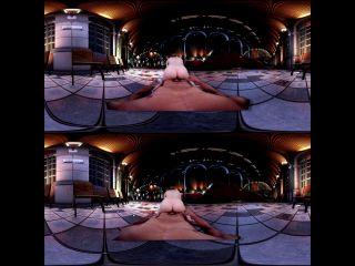 virtual reality - Evileyevr presents A Victorian Train Station Fantasy 360 – Bobbi Dylan