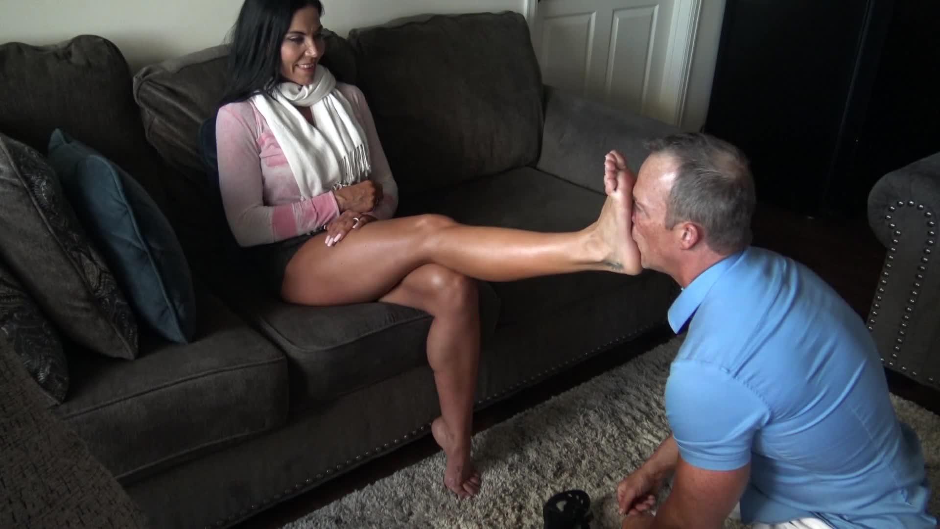 Male Slave Training Mistress