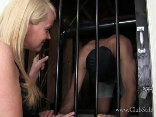 Bare foot trampling – Club Stiletto – The Memory Will Linger Forever