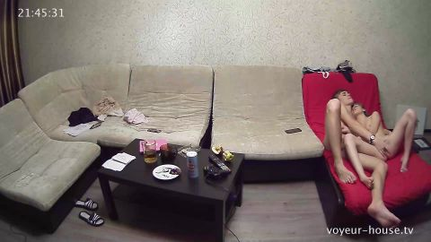 Voyeur-house.tv- Emma peter couch sex