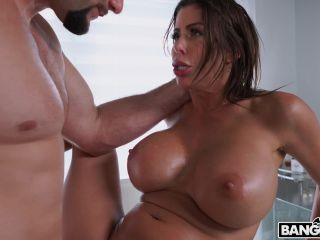 Mom Is Horny - Alexis Fawx Squirts On Pool Guy