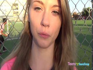 Hannah Hays - Swallows Cum