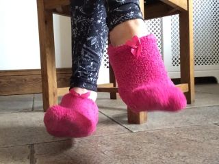 Shiny soles – Sweetsoles – Stinky Fluffy Sock Removal and Dangle