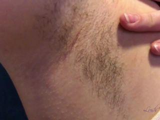 DemonGoddessJ – Bushy Armpits Pubes Body Hair Worship