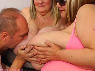 The Breast Smothering Compilation No 4 - FullHD