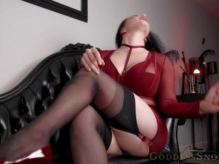 lesbian femdom pov | Goddess Alexandra Snow – Strung Out Gooner – Instructions – Jerkoff Commands, Tease | female domination
