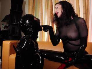 Gagging – Cybill Troy FemDom Anti-Sex League – Kinky Couch Ass Fucking