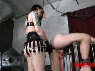 Dildo – Cybill Troy FemDom Anti-Sex League – Hung Like a Horse