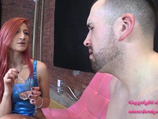 Brat Princess 2 – Amadahy – Chastity Slave Spoon Fed its Monthly Release - brat princess 2 - masturbation alexis grace femdom