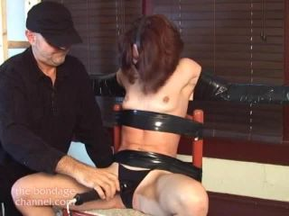 Extreme humiliation of women (BDSM, bondage)