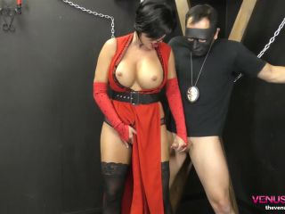 Shay Fox from Evil as they Cum