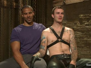 Christian Wilde beats, torments, and fucks his body builder captive - Kink  August 1, 2013