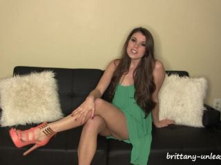 Brittany Marie – Disposing of Your Loser Goo