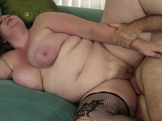 Porn Fat slut rides guys monster cock