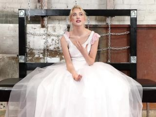 Wedding Nightmare: Chloe Cherry Gets Fucked by Fiance's Five Friends - Kink  October 31, 2018