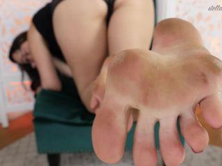 [Manyvids] Stella Liberty - Dusty Mature Feet