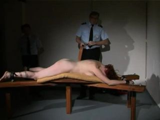 Spanking Red AssSpanking and Whipping - Caned to Confess