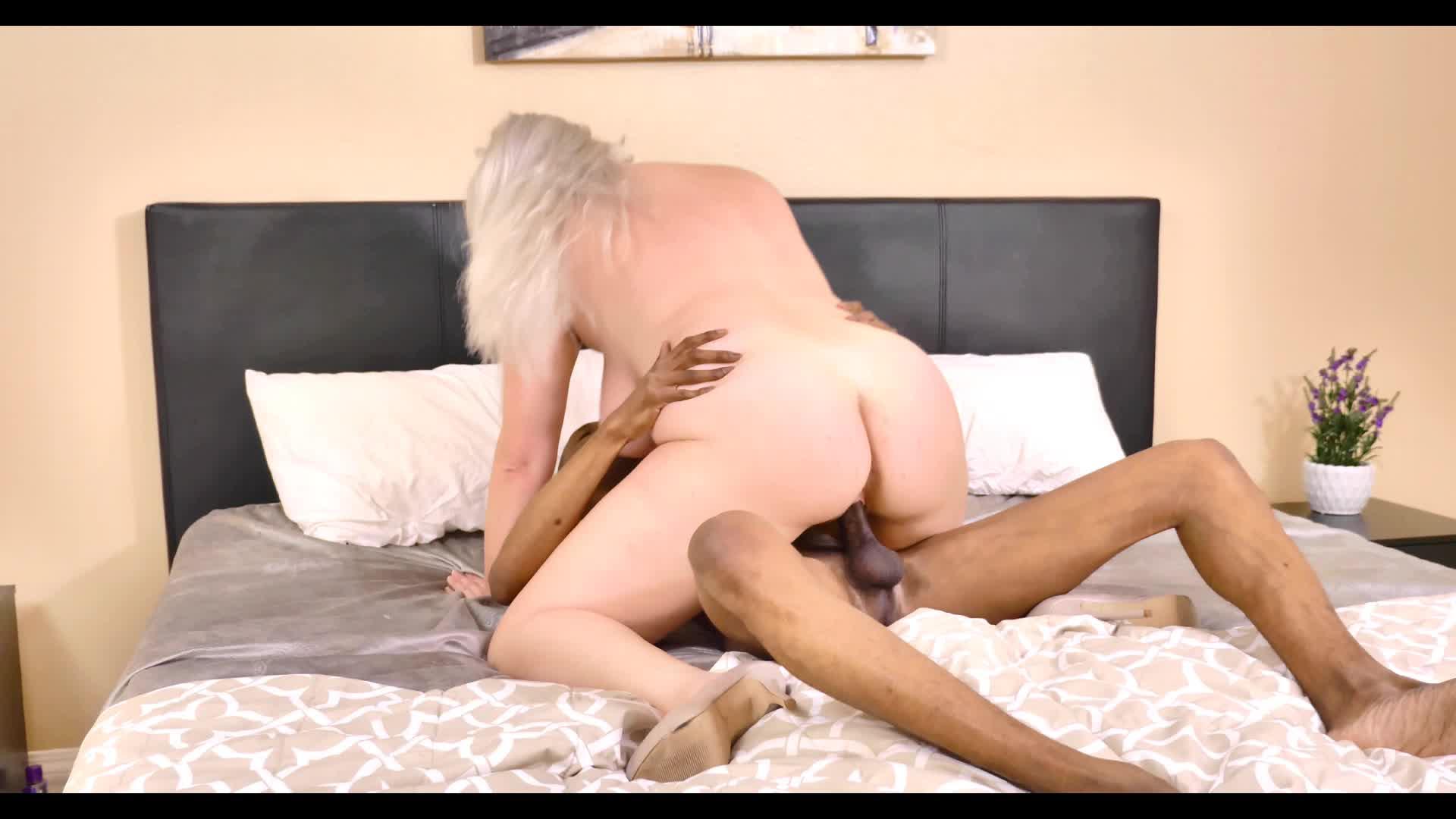 Bbc Big Tits Interracial