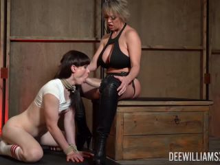 Dee Williams In Bound Up Natalie (Part 3 of 3) (14 August 2020)
