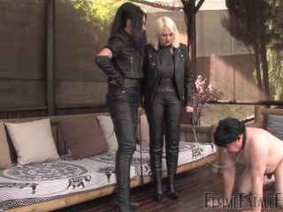 Femmefatalefilms - Mistress Heather, Goddess Tangent - Heels Of Hell - Super HD - trampled on femdom porn