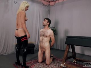 Face Slapping – CRUEL PUNISHMENTS – SEVERE FEMDOM – The screaming never stops part1 – Mistress Anette