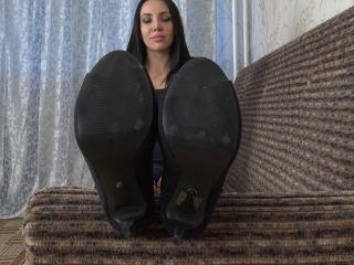 Bianca – Sexy Boots Worship
