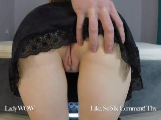 Friend Of My Dad Visits Me Again Condom Is Full Of Cum - Lady Wow