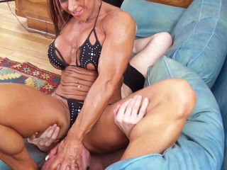 Athena 2 — MuscleVixen  — ath374 The Apparition - throat fetish - fetish porn family fetish