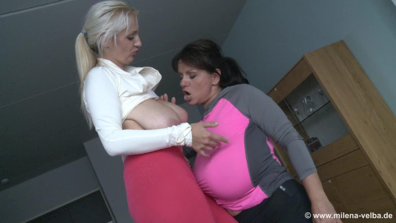 Milena velba anal