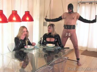8772 - Predicament Dinner - Lady Nina Birch Mistress S