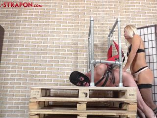 STRAP ON SITE – You moved –  Mistress Zita  – Pegging, Anus - ass - big ass latex fetish porn