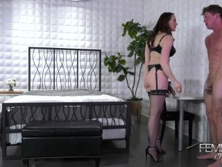 FemdomEmpire presents Chanel Preston – Ass Breaker –