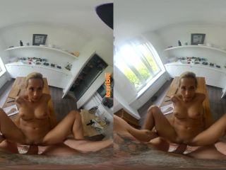 PerVRt - Veronica Leal - Cum Cake  | 3d | latina hentai facefuck