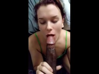 G09119 White 18 Year Teen Suckin First Black Cock Spicegurl