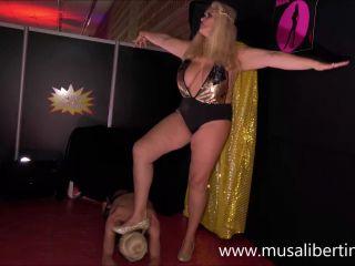 Public porn – Musa Libertina Show LezDom Fisting amp Wax