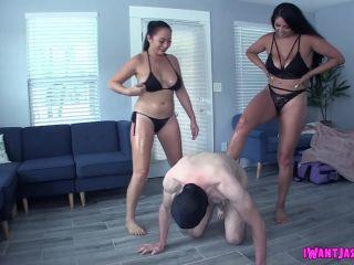 Goddess Jasmine Mendez - Mercilessly Teasing and Ballbusting! - Hot Femdom   teasing   femdom porn nina fetish