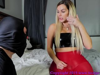 Femdom Online – Brat Princess 2 – Becky – Foot Worship and Wallet Drain