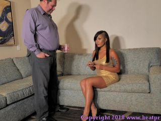 Financial Domination – Brat Princess 2 – Mena Mason – Loser Humiliated in Bar
