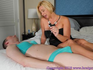 brat princess 2  brianna  mommy lets sissy son out of chastity before first date (4k)  domination