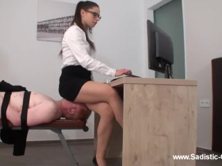 A Day as Secretary`s Ass Slave – Volume II