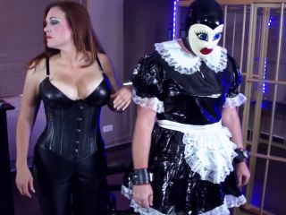 Female Domination – Mistress Anns 50 Shades Of Art – Sissification Part 2 – Mistress Ann and Lady Mercedes